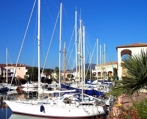 Port Cogolin ©E.Bertrand.TDR