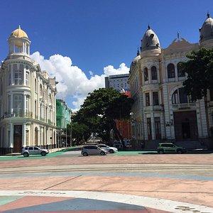Recife antiguo