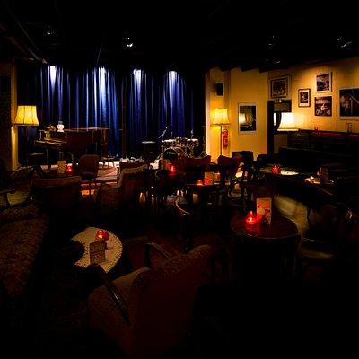 Zig Zag Jazz Club!