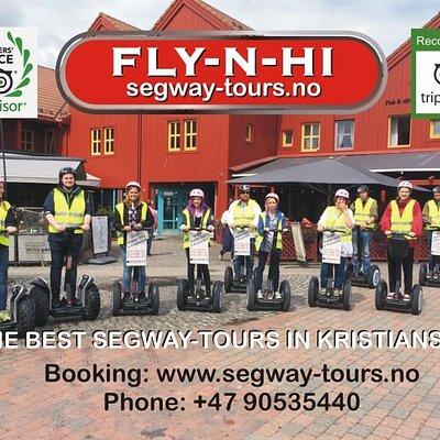 FLY-N-HI SEGWAY TOURS