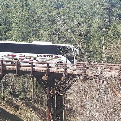 Dakota Tours on Iron Mountain Road