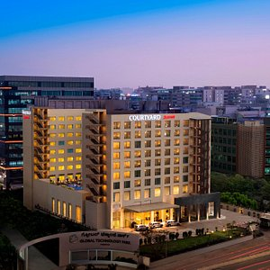 Courtyard by Marriott Bengaluru Outer Ring Road sits near India's IT hub