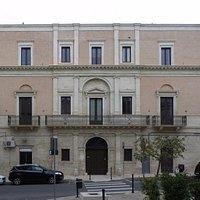 Facciata Palazzo Settanni