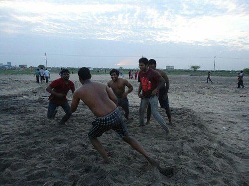 Kakinada Beach