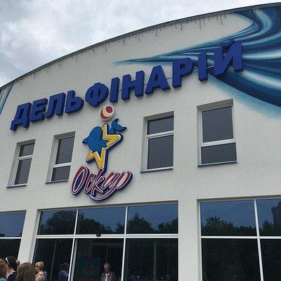 """Дельфинарий """" Оскар"""" в Трускавце замечательное место для отдыха всей семьи"""