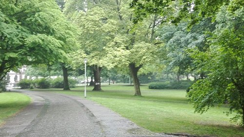 Impressionen aus dem Park