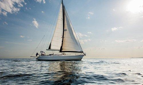 Athens riviera sailing 2016