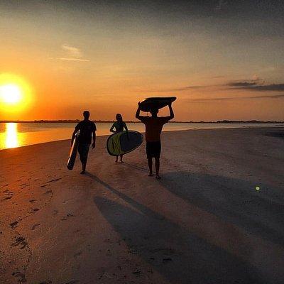 Myrtle Beach Surf Lessons, Paddleboarding, Kayaking