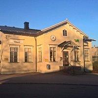 Järvenpään rautatieasema
