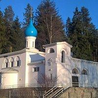Järvenpään ortodoksikirkko