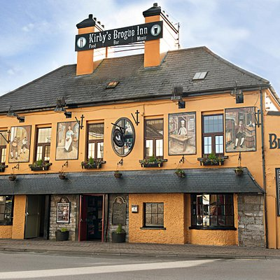 Kirby's Brogue Inn, a landmark at the bottom of the Rock in Tralee, Co Kerry