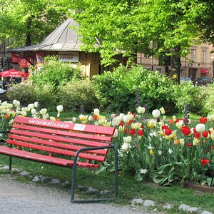 Jardim da Mariatorget