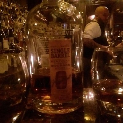 Russell's Reserve Single Barrel.... How to start a great night!