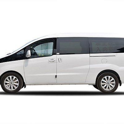 7 seater business van