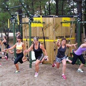 Outdoor Training Center