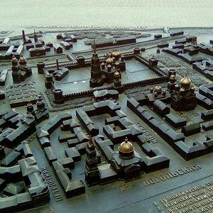 Исторический центр города Тулы