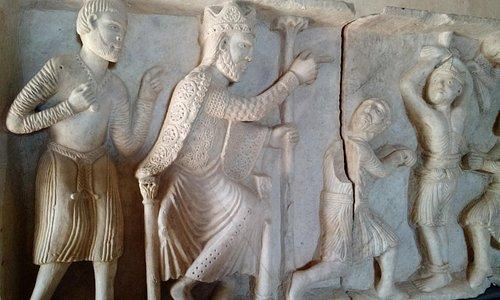 Roman Sacophagus