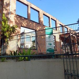 Museu do Instituto Metodista Centenário (queimado por um incêndio em maio de 2007) - Santa Maria