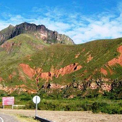 Quebrada de Ecoipe - Paraje El Maray