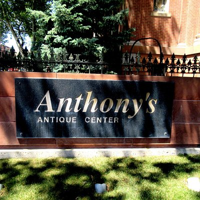 Antohny's Fine Art and Antiques, Salt Lake City, Utah
