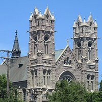 Cathedral of the Madeline, Salt Lake City, Utah