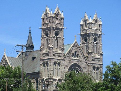 Cathedral of the Madeline, Salt Lake City, Utah