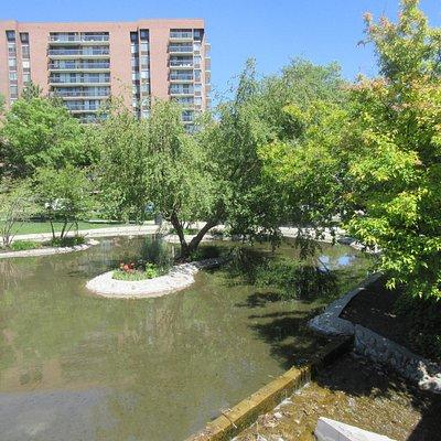 City Creek Park, Salt Lake City, Utah