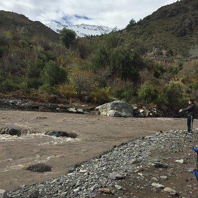 Rivera del río