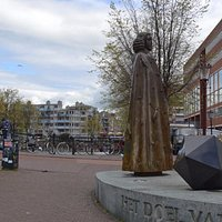 Spinoza Monument