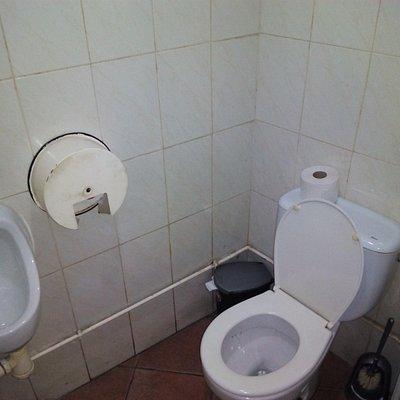 baños unisex jajaj