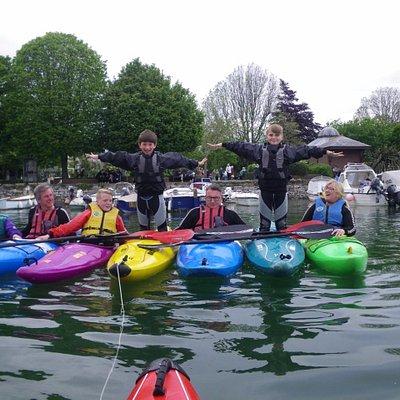 Raft practice!