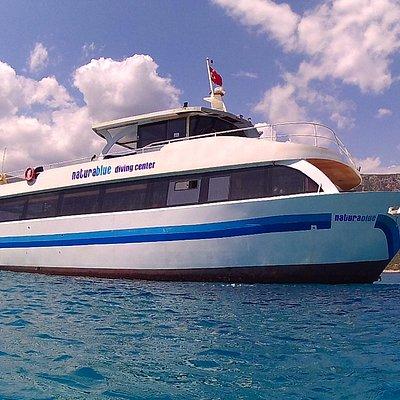naturablue boat