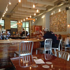 Fair State Brewing Cooperative - Inside