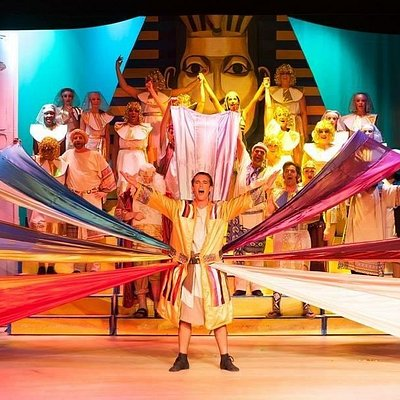 The Finale of Joseph and the Amazing Technicolor Dreamcoat - 2016