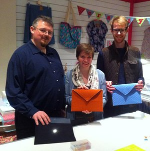 Another fun workshop at Crafty Sew&So