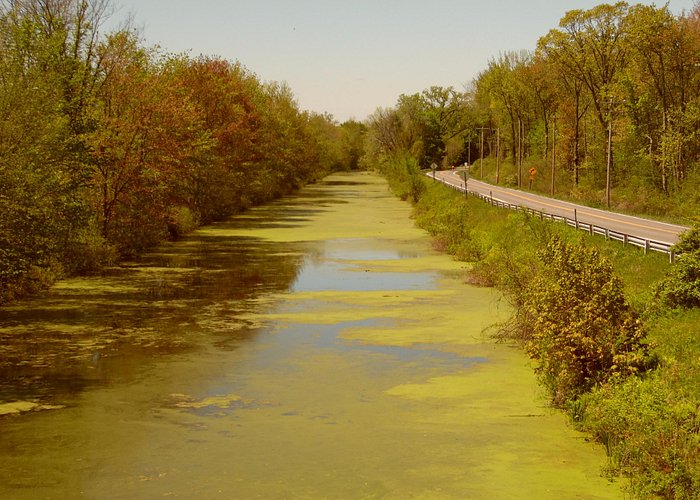 Vischer Ferry Nature and Historic Preserve