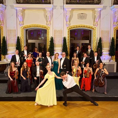 Johann Strauss Virtuosen & Ballett