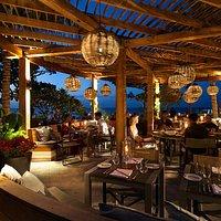 Oceanfront Dining at Infiniti Restaurant & Raw Bar