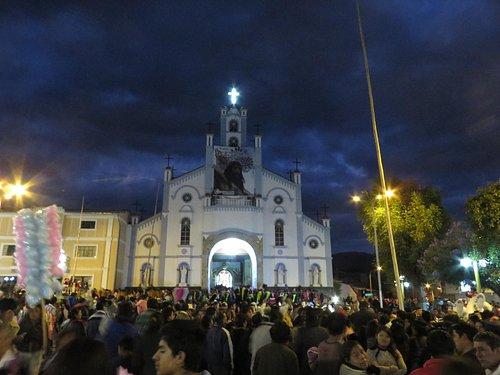 Esplanade de l'église