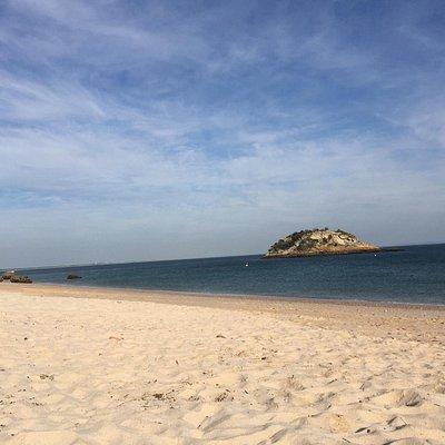 """Praia """"privada"""""""