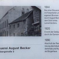 Alte Brauerei Becker Oerlinghausen