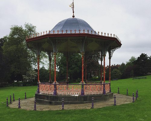 Lincoln Arboretum Band Stand