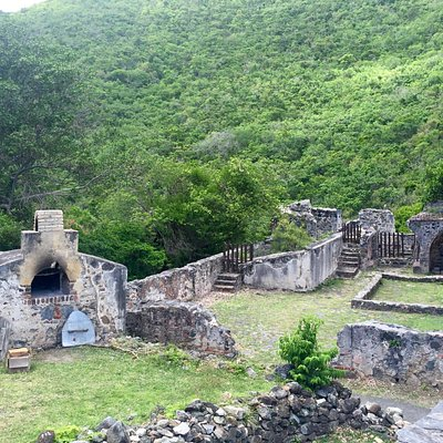 The ruins may give vacationers a sense of appreciation for the island's heritage.