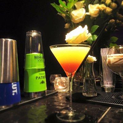 Maewest Martini