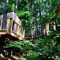 Hideaway Woods Tree House Complex