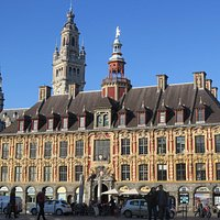 Vieux Lille, Vieille Bourse