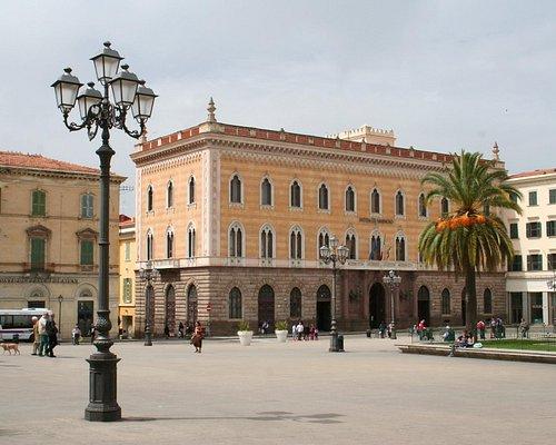 Palazzo Giordano Apostoli | Sassari, Sardegna