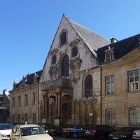 Исторический фасад