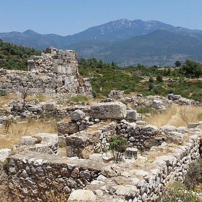 Xanthos Antik Kenti