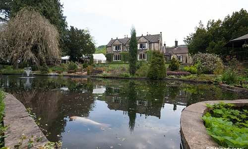 The East Lodge Country House Hotel
